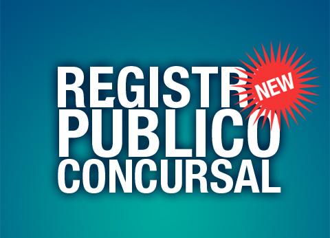 El nuevo registro p blico concursal lequid de la cuesti n for Registro bienes muebles madrid