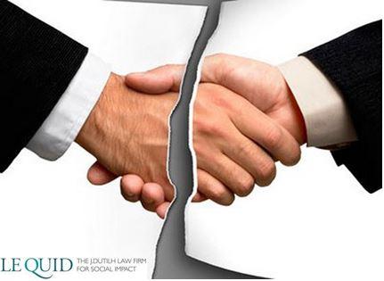 Disolución y liquidación de asociaciones
