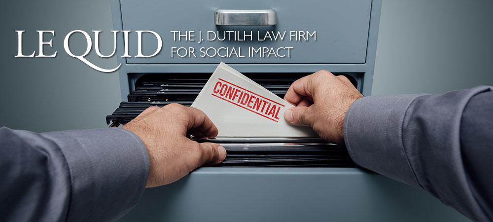 Ley de Secretos Empresariales, una nueva regulación