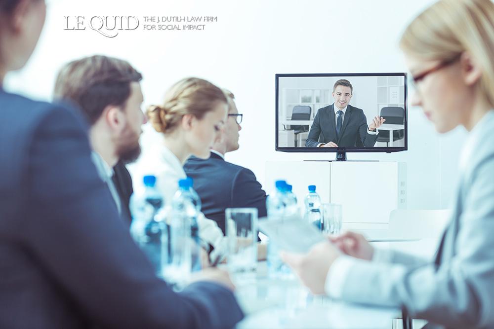 Medidas aplicables a las reuniones de los órganos sociales de las personas jurídicas de derecho privado