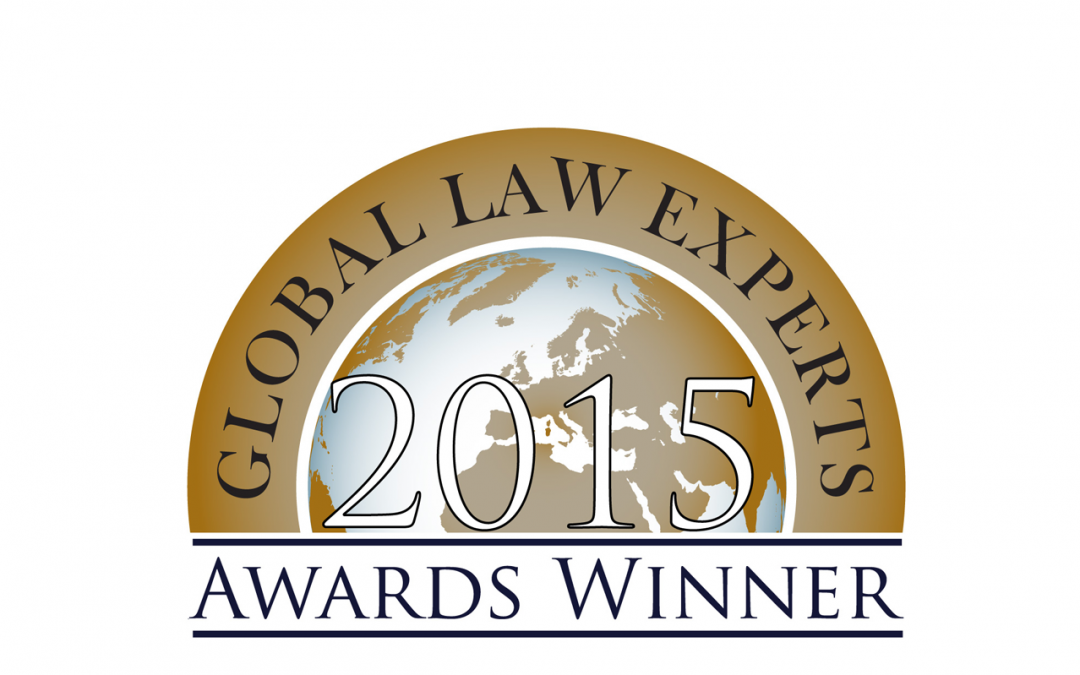 LeQuid, winner in the  category -Restructuring Law Firm of the Year in Spain– 2015