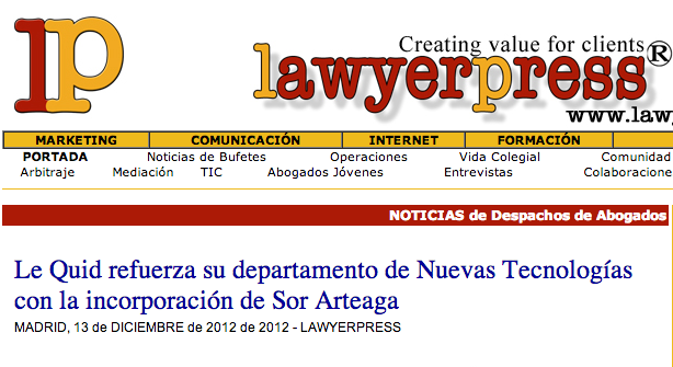 LAWYER PRESS