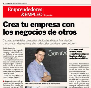 Emprendedores & Empleo