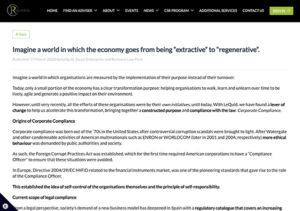 Artículo economía extractiva